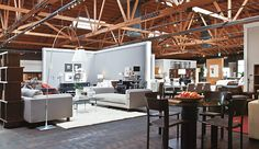Charming Explore Modern Furniture At Room U0026 Board In The Helms Bakery Complex In  Culver City Near Los Angeles.