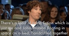 12 Reasons Why You Should Be A Fan Of Benedict Cumberbatch | Celebuzz