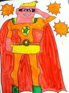 91 best Superhero - thematic u...