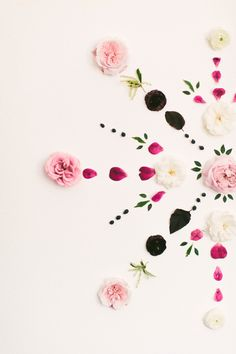 When The Shift Creative sent us this party we were instantly smitten; a modern take on love day festivities filled with unique DIY's and a classic black and white palette infused with pops of color thanks to Lavenders Flowers. Plus anyone who