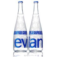 Evian 2009 - mineraal water - spring water