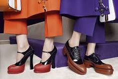 Image result for prada women's fall 2013