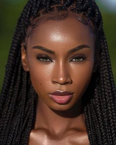 82 Amazing Braided Hairstyles for island In 2020 - Hairstyles Ideas African Braids Hairstyles, Braided Hairstyles, Hairdos, Protective Hairstyles, Curly Hair Styles, Natural Hair Styles, Instagram Hairstyles, Braid Designs, Beautiful Braids