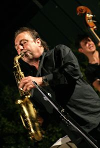 Greg Abate - saxophonist, flutist & jazz composer - reflects on his journey as a jazz musician on the road