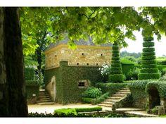 The Chapel @ Eyrignac Manor gardens