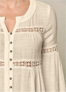Renovamos la ropa: las ideas para bluzok y las camisetas | ПЕРЕДЕЛКИ , ШИТЬЕ | Postila