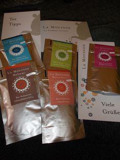 La Mousson Lecker Tee´s ganz nach meinem Geschmack :: Ninatestet