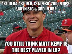 You still think Matt Kemp is the best player in LA?