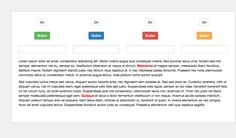 Custom css tooltips without JavaScript...