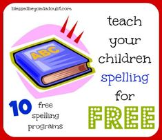 10 free spelling programs