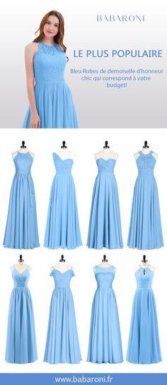 ccf9e4d4b32 Bleu est une couleur très élégante et l un des premiers choix pour les  filles