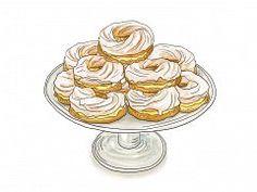 Recepty — Peče celá země — Česká televize Croquembouche, Food And Drink, Cooking Recipes, Cookies, Cake, Kochen, Pie Cake, Biscuits, Pie