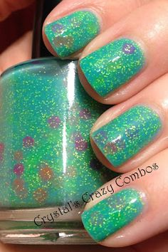 "Pretty & Polished ""Bayou Blitz"" BN 7$"