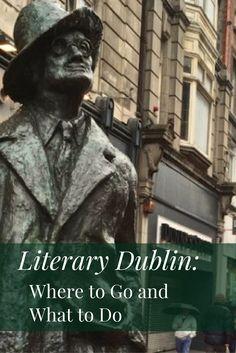 The literary trip to dublin