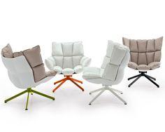 Husj outdoor chair by Patricia Urquiola for B italia (via Elledecor)