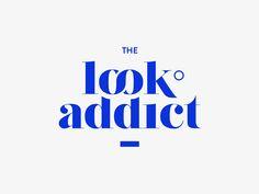 Look Addict - Logo by Noeeko - Dribbble