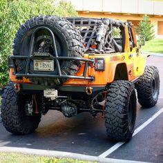 """sergeantcrush: """"Missing that summertime sun! Jeep Cars, Jeep Truck, Ford Trucks, 4x4 Trucks, Jeep Tj, Jeep Wrangler Jk, Jeep Wrangler Unlimited, Jeep Scout, Badass Jeep"""
