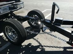 More on The Slimp Dolly - Airstream Forums Enclosed Trailer Camper, Cargo Trailer Camper, Atv Trailers, Trailer Tires, Car Trailer, Utility Trailer, Trailer Hitch, Truck Camper, Travel Trailers