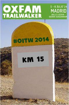 En homenaje a @OIenSevilla y a los #Botijos y a todos los que estan alrededor del km 15!! #OITW Animo!! Como estais?