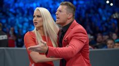 A returning Curt Hawkins is the first Superstar to accept Intercontinental Champion Dolph Ziggler's open challenge. Wrestling Superstars, Women's Wrestling, Dolph Ziggler, The Miz And Maryse, Curt Hawkins, Maryse Ouellet, Wwe Couples, Diana Dors, Wwe News