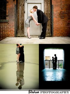 Great ideas for prom posing couples!