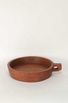 Huge Teak Bowl Hand Made in Denmark 60's