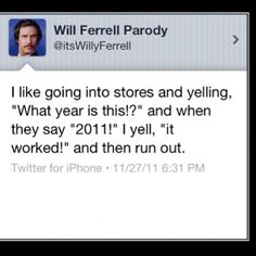 Will ferrel is the best