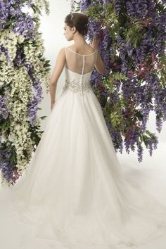 Ginger Rogers Jade Daniels Wedding Dress