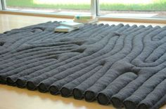 Modern Rugs And Carpets For Modern Homes - 36 Ideas 3