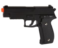UK Arms G26 FPS-250 Spring Airsoft Pistol - $11.95Save those thumbs & bucks w/ free shipping on this magloader I purchased mine http://www.amazon.com/shops/raeind  No more leaving the last round out because it is too hard to get in. And you will load them faster and easier, to maximize your shooting enjoyment.  loader does it all easily, painlessly, and perfectly reliably