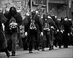 Mamoiada, Ottana, Santu Lussurgiu: il carnevale della tradizione in Sardegna