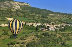 Lets go ballooning with france montgolfières and L'Occitane en Provence  www.franceballoons.com