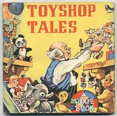 Justin Michman - Toyshop Tales - a PIXIE book | by moonflygirl
