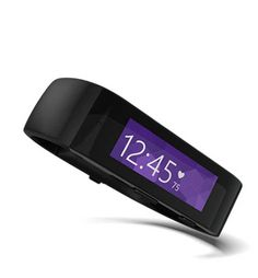 Microsoft Band, the first device powered by Microsoft Health, helps you achieve your wellness goals by tracking your heart rate, steps, calorie burn, and sleep quality. It also helps you be more productive with email previews and calendar alerts - right on your wrist. Microsoft Store for $199.99