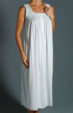 63b07a9af1 P-Jamas Lucero Ankle Length Nightgown (Lucero)