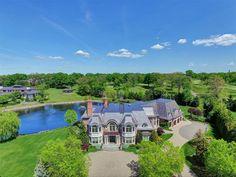$9.9 Million Luxury Entertainer's Mansion in Alpine New Jersey
