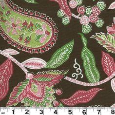 My Fabric Connection - Roth and Tompkins Fabric Addison Chocolate PRI054, $20.98 (https://www.myfabricconnection.com/roth-and-tompkins-fabric-addison-chocolate-pri054-1/)