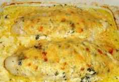 Fish Recipes, Meat Recipes, Cake Recipes, Cooking Recipes, Ricotta, Food And Drink, Cheese, Chicken, Diet