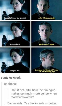 theres just so much evidence that Johnlock could come true some day... (it probably won't, but I will ship it forever)