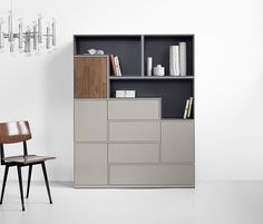 NEX BOX - Designer Shelving from Piure ✓ all information ✓ high-resolution images ✓ CADs ✓ catalogues ✓ contact information ✓ find your. Unique Furniture, Furniture Design, Living Room Tv Cabinet, Small Space Storage, Cupboard Design, Cabinet Furniture, Office Interiors, Home Bedroom, Storage Shelves