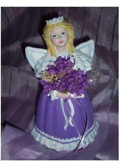 ceramic angel
