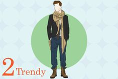 mens trendy style tips