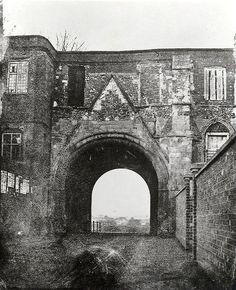 Reading Abbey.1840