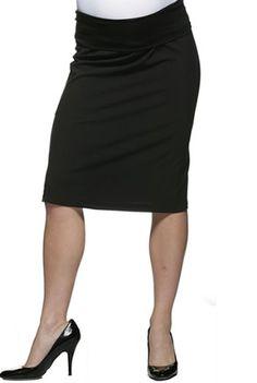 Olian Vertigo Maternity Skirt $67.00