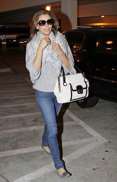 Great outfit on Eva Longoria