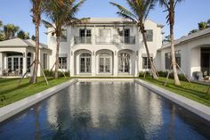 Luxury Custom Home by Seaside Builders Gulf Stream Delray Beach Manalapan Mansion Oceanfront Construction Residence Residential