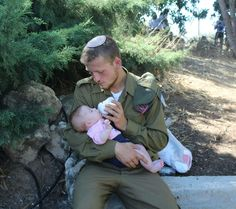 The reason the IDF protects Israel