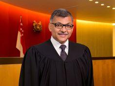 15 Singapore Legal Personalities Ideas Singapore Legal Judge