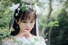 The World Race, Asian Fever, Different Races, Hanfu, Traditional Dresses, Asian Art, Asian Beauty, Cute Girls, Snow White