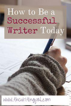 If you dream of being a successful writer, make sure your definition of success is realistic. You might be more of a successful writer than you think. In fact, click to learn how to be a successful writer today!